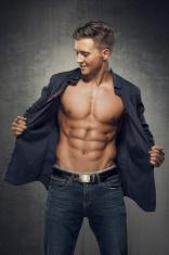 Sexy Male -confident