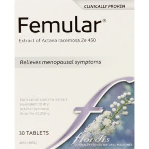 Relief for Pre-Menopause & Menopause Symptoms